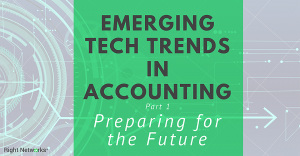 Emerging Tech Trends in Accounting