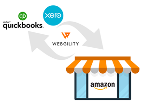 Webgility 1-Click Accounting for Amazon