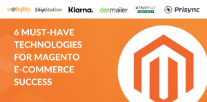 6 Must-Have Technologies for Magento Ecommerce Success
