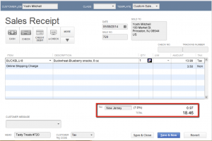 sales tax automation software