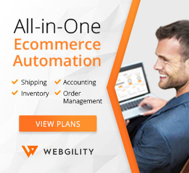 ecommerce accounting automation by Webgility