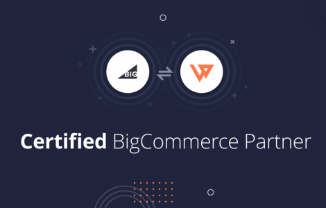 Webgility is a certified BigCommerce partner