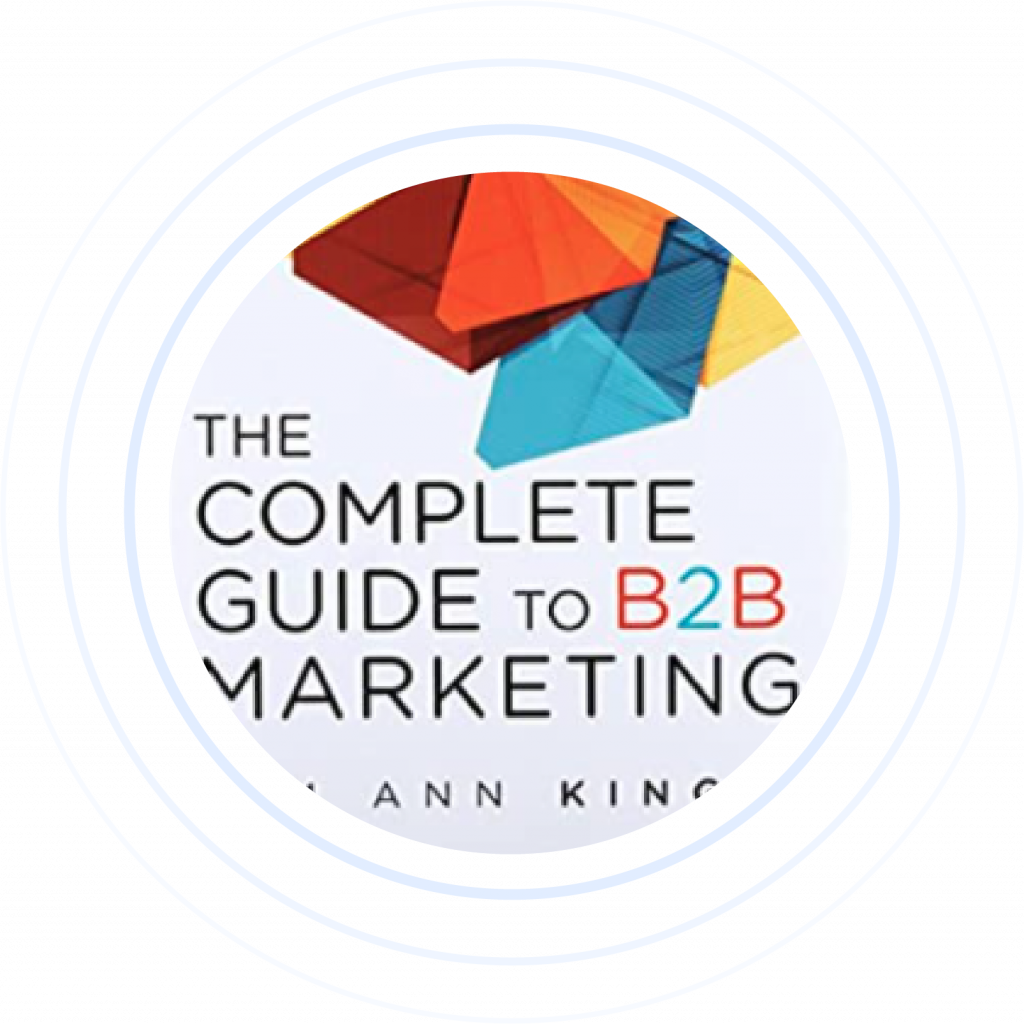 The Complete Guide to B2B Marketing best ecommerce book