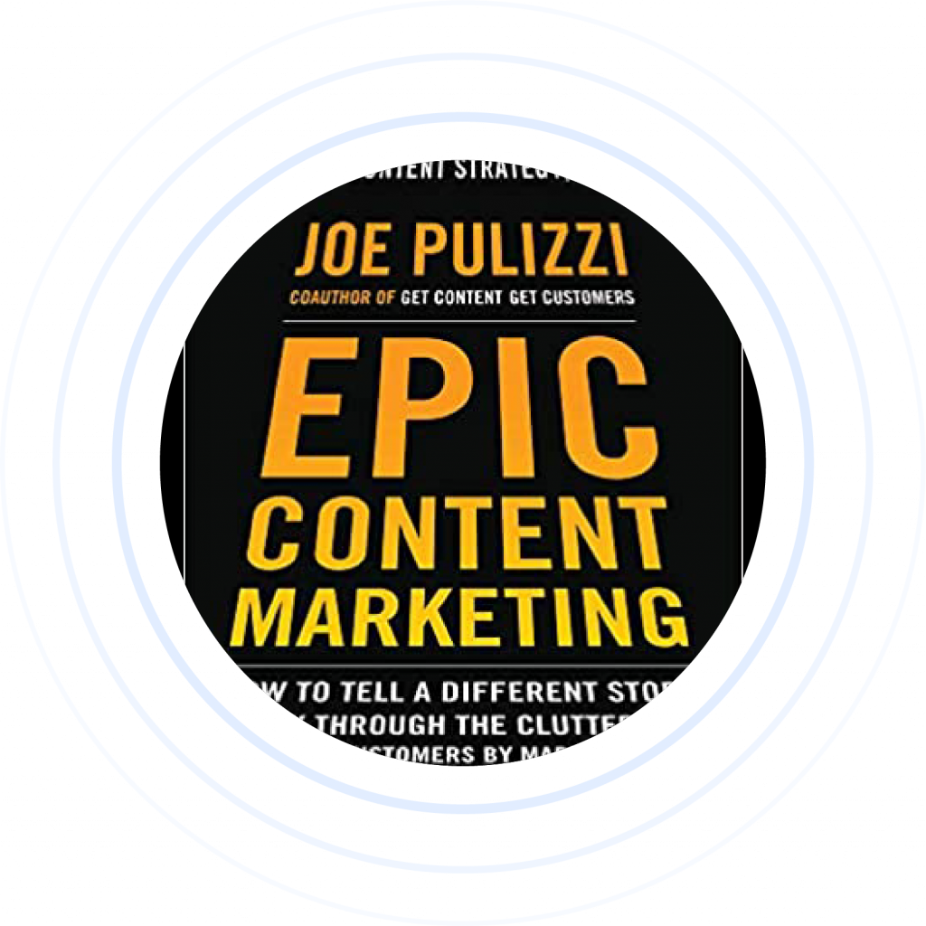Epic Content Marketing best ecommerce book