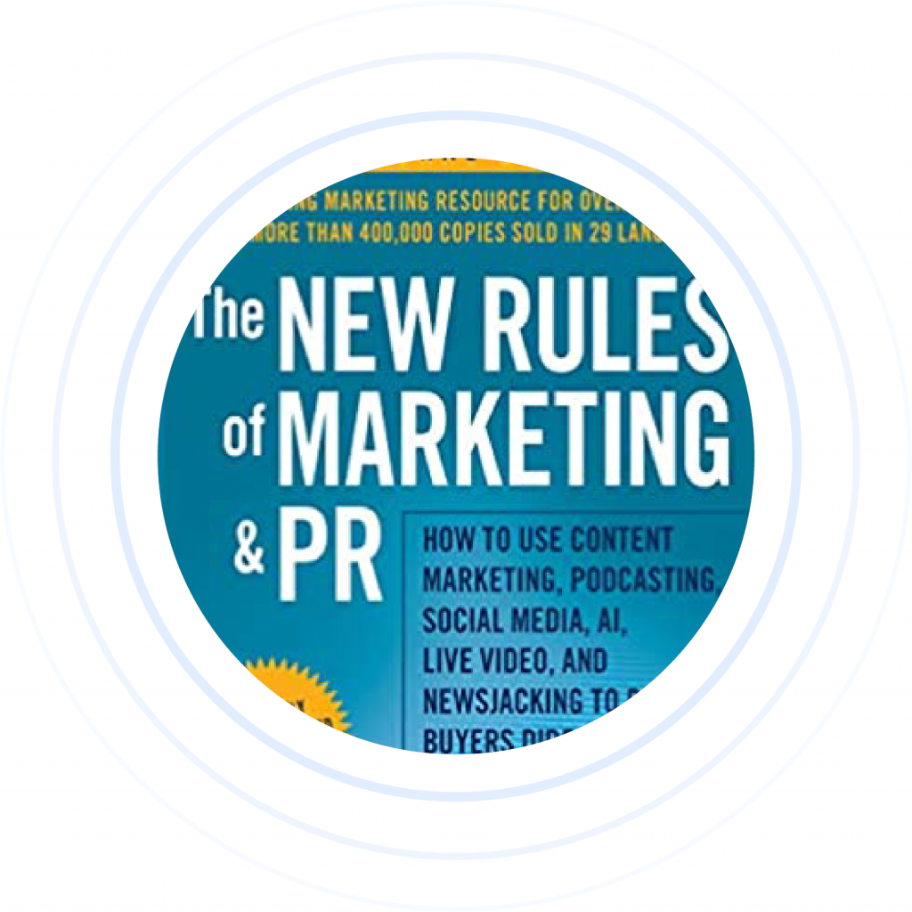 The New Rules of Marketing and PR best ecommerce book