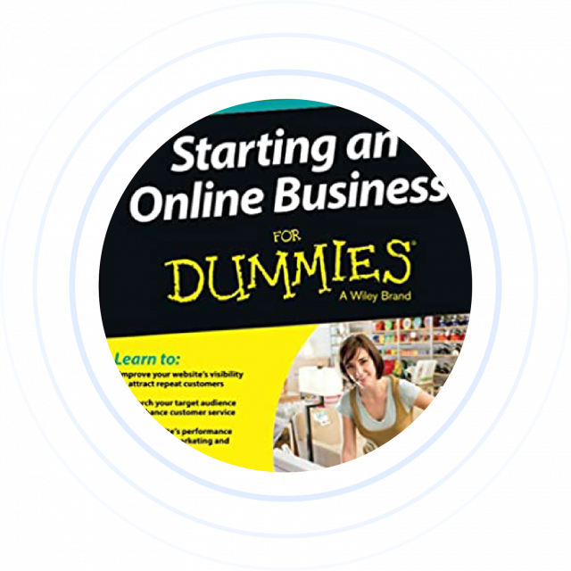 Starting an Online Business for Dummies best ecommerce book