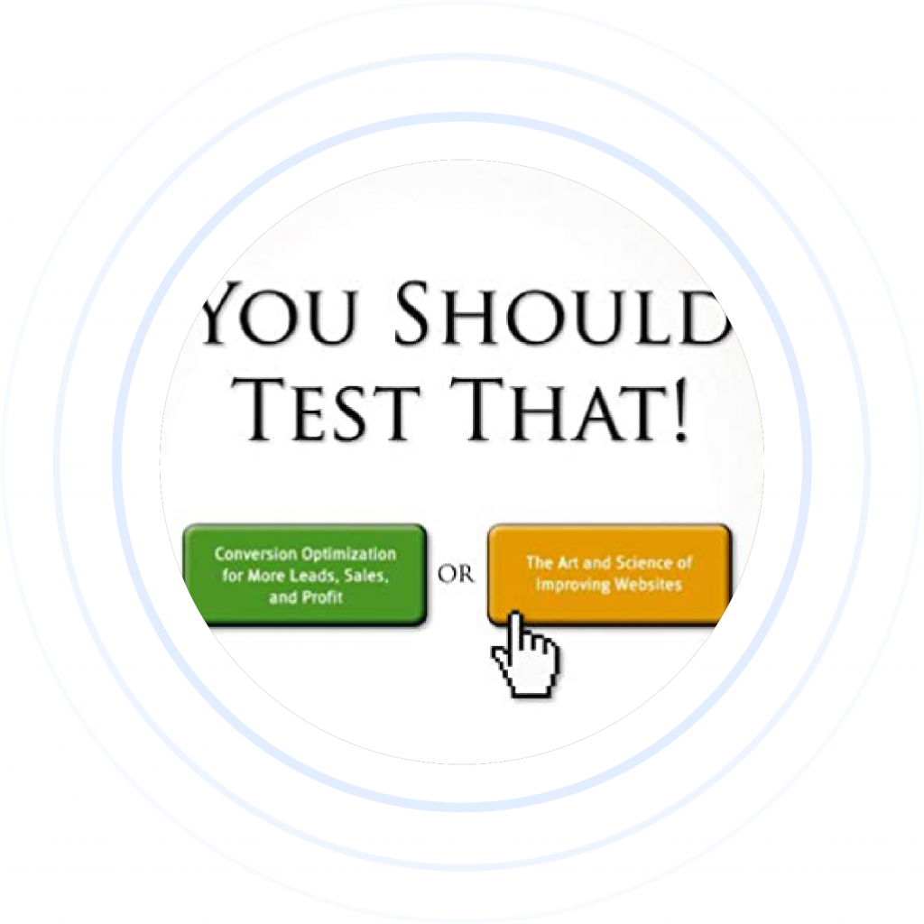 You Should Test That! best ecommerce book