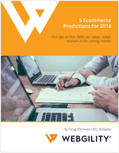 5 Ecommerce Predictions for 2018 white paper