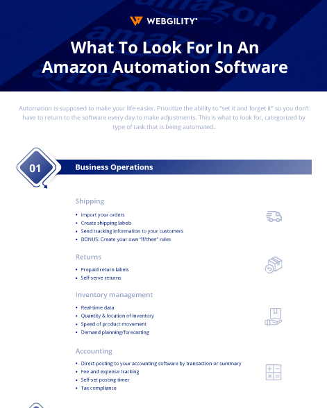 What to Look for in an Amazon Automation Software