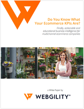 A Better Way to Sell: Do you know what your Ecommerce KPIs white paper
