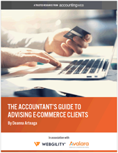 The Accountant's Guide To Advising Ecommerce Clients white paper