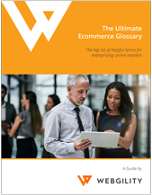 The Ultimate ecommerce Glossary white paper