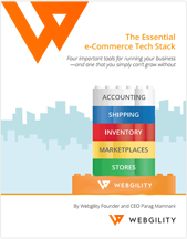 The Essential e-Commerce Tech Stack white paper