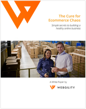 White Paper: The Cure for ecommerce Chaos