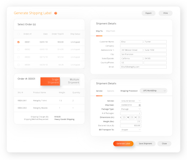 Multichannel Ecommerce Software | Multi Channel Inventory