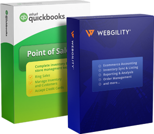 QuickBooks POS with Webgility