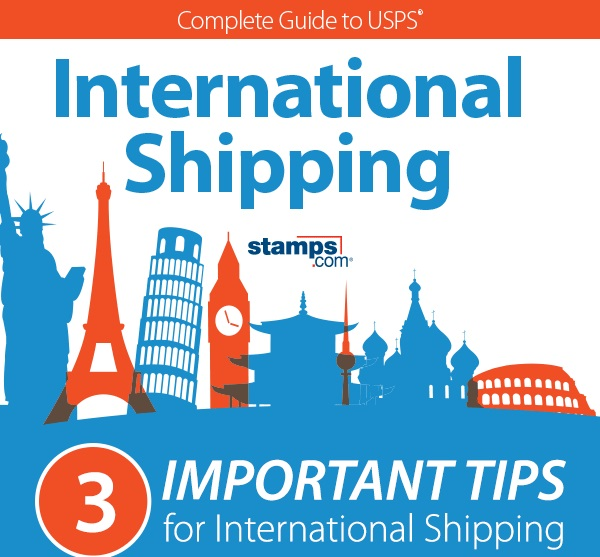 Three Important Tips for International Shipping