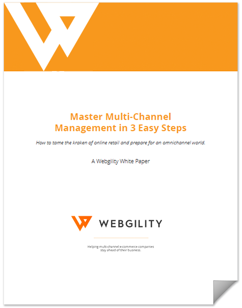 Three Easy Steps to Mastering Multi-Channel Management