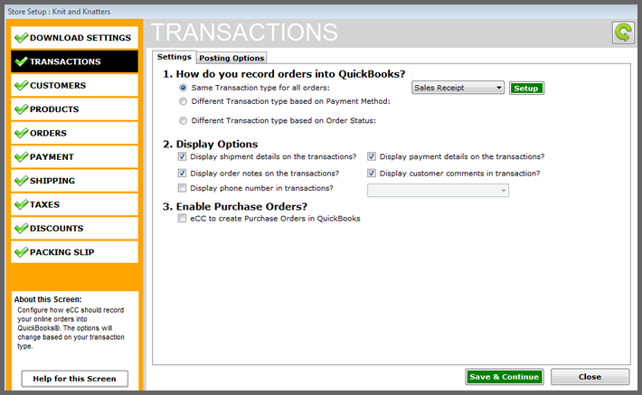 quickbooks Etsy integration